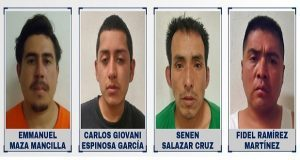 Sentencian a 4 sujetos por homicidio y violación en la México-Puebla