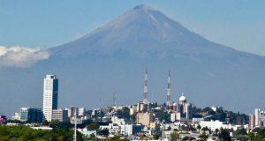 Jueves, día de la semana con mayor actividad del Popocatépetl
