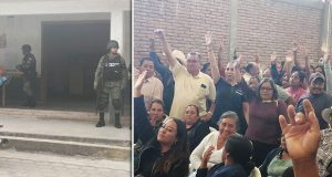 Acusan acarreo para validar consulta indígena sobre gasoducto Morelos