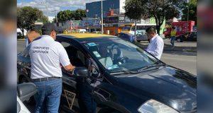 Aplican 45 infracciones por anomalías en transportes público y mercantil