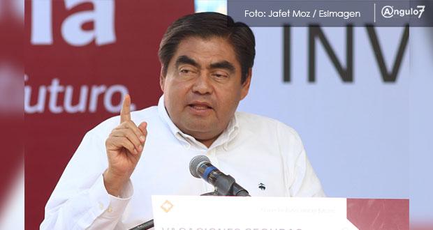 Barbosa entrará al rescate de municipios con problemas financieros