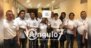 Busca registro nuevo sindicato en la BUAP; oficiales no protegen a la base
