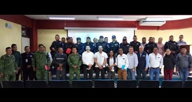 Capacitó Segob a más de 70 servidores públicos contra linchamientos