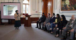Entregan reconocimiento a Puebla como municipio más transparente