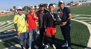 """Jóvenes del sur de la capital participan en encuentro """"Copa Puebla"""""""