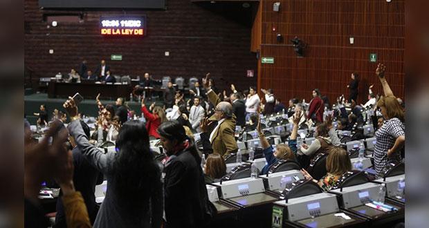 Diputados aprueban Ley de Amnistía para estos delitos; va a Senado