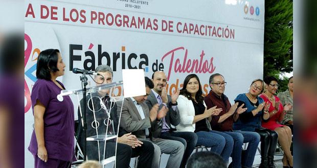 Con Fábrica de Talentos, dan talleres y asesorías a 431 personas