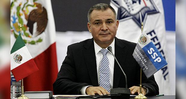 FGR pedirá extraditar a García Luna por narcotráfico y sobornos