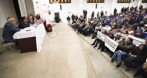 Federación atiende a afectados por derrame de río Sonora en 2014