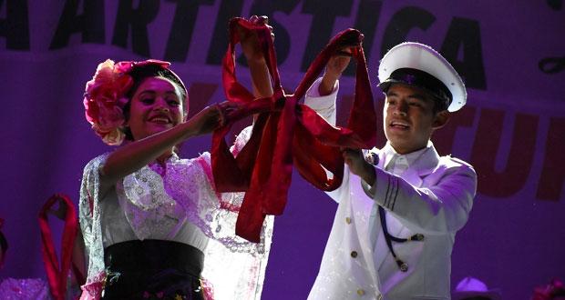 Antorcha invita a feria en Atlixco con baile, jaripeo y juegos