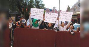 Tenemos un respaldo gigante con la Fnerrr y Antorcha: estudiante