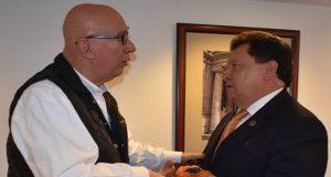 Carrusel de partidos: ahora Héctor Alonso va a Movimiento Ciudadano