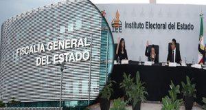 Nombramiento del fiscal y nuevo presidente del IEE, entre los temas del 2020