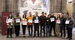 Imacp reconoce a 70 artistas por participar en programas culturales