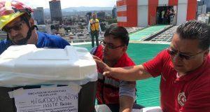 Logra Issste incremento anual de 39.1% en donaciones multiorgánicas