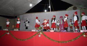 Inician escuelas y ayuntamiento de Ixcaquixtla fiestas decembrinas