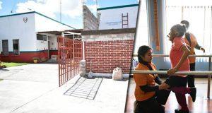 En Ixcaquixtla, dan mantenimiento a Unidad Básica de Rehabilitación