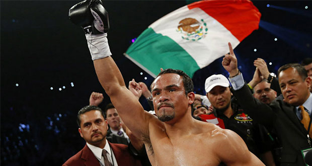 Juan Manuel Márquez será inmortal en Salón de la Fama del Boxeo