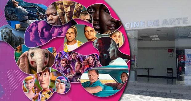 """Inicia el año con cine gratuito con """"Lo mejor de 2019"""" en el CCU"""