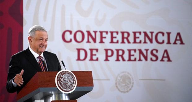 Mexicanos deben cumplir pago de luz; nosotros no la encarecimos: AMLO