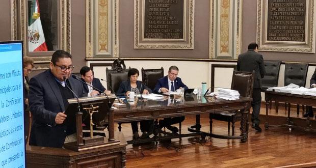 Nibardo Hernández se pronuncia por Instituto de la Vivienda