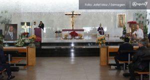 En Puebla, PAN realiza misa en honor a RMV y Martha Erika Alonso