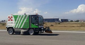 Por actividad del Popo, aeropuerto de Puebla para labores 2 horas