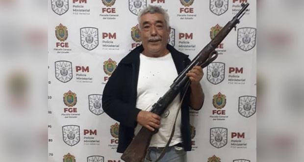 Ramón mató a un hombre que intentó secuestrar a su hijo; está preso