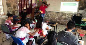 Gobierno de Puebla, segundo con más personal en servicios educativos: Inegi