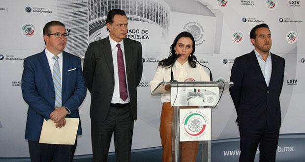 """En Senado, Mónica Rodríguez acusa elección """"ilegal"""" de Romero en ASE"""