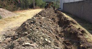 Rehabilitan Sistema de Agua Potable en San Miguel de Lozano