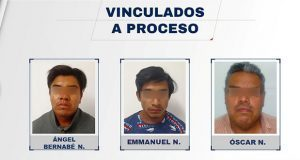 Vinculan a tres por secuestro exprés y robo en La Resurrección
