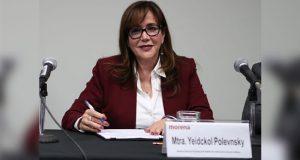 Morena renuncia al 75% de su financiamiento; equivale a 1,240 mdp