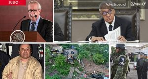 Anuario 2019: en julio, termina gestión de Pacheco y alud deja seis muertos
