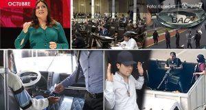 Anuario 2019: en octubre, aumenta pasaje, informe de Rivera y tiran Ley Bala