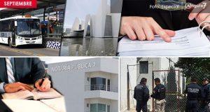 """Anuario 2019: Van contra notarios de RMV, le auditan obras y """"suicidio"""" colectivo en septiembre"""