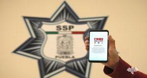 """Descargas de la aplicación """"Mujer Segura Puebla"""" aumentan mil 900%"""