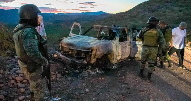 FGR detiene a presuntos implicados en masacre de los LeBarón