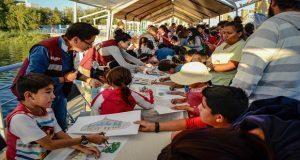 Acuden 2,500 personas a festival sobre el medio ambiente