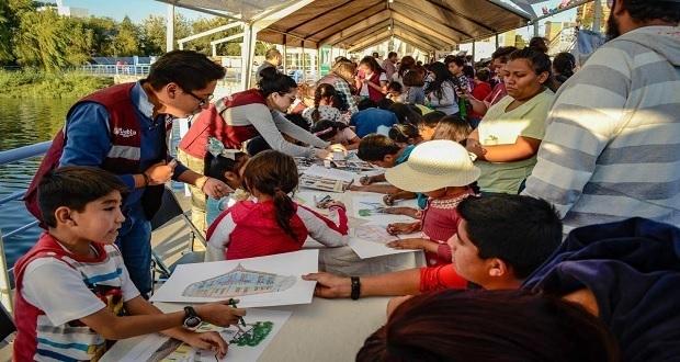 Acuden 2,500 personas a festival sobre el medioambiente