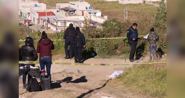 Ejecutan a 3 en Atzizihuacan y hallan 2 cadáveres Coronango y Puebla