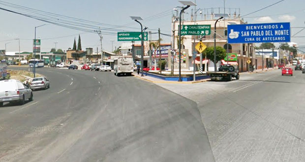 En enero, Puebla definiría límites con San Pablo del Monte