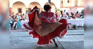 Grupos antorchistas se presentan en casa de cultura en Cohuecan