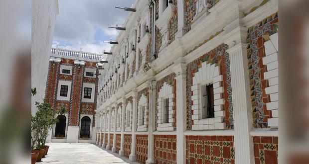 Ya tiene destino el Patio de los Azulejos: será Centro de Cultura Escrita