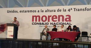 Sin Polevnsky, acuerdan nueva convocatoria a Congreso Nacional de Morena