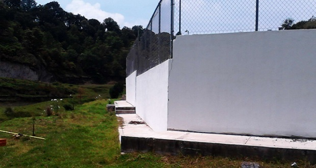 Ingresan a Semarnat obra de descarga de aguas residuales en Tlahuapan
