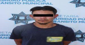 SSC detiene a hombre por intento de homicidio en San José del Conde