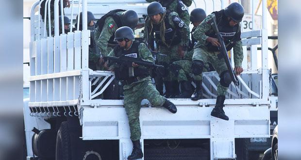 Balacera entre GN y grupo armado deja 8 muertos en Guanajuato