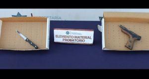 Detienen a 3 menores por robo a ruta 27 en Puebla capital
