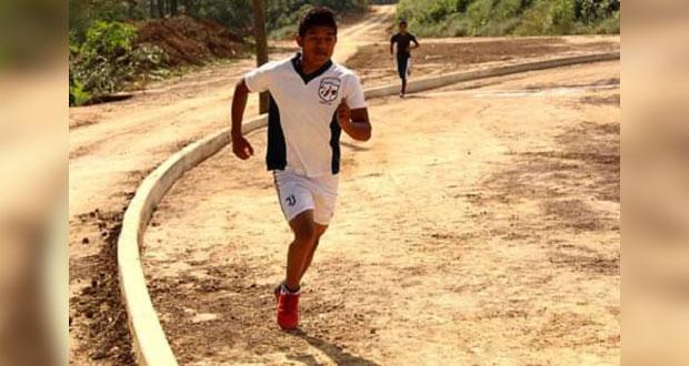 Realizan eliminatoria de atletismo rumbo a Espartaqueada Nacional